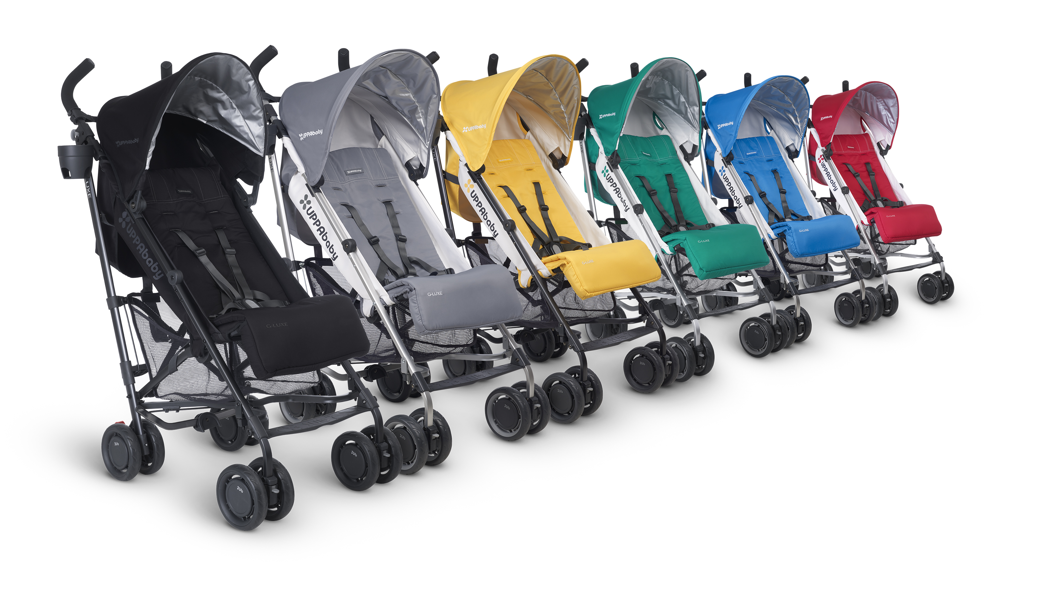 Gama colores UPPAbaby G-luxe