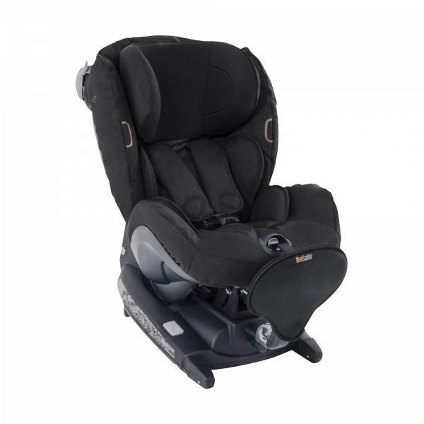 Premium Car Interior Black
