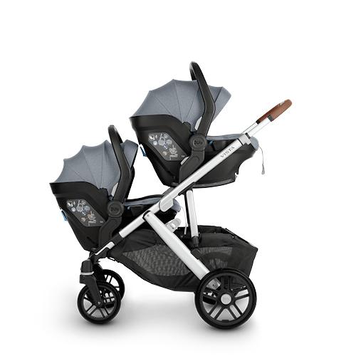 silla de coche para recién nacido grupo 0+ MESA i-SIZE adaptador superior e inferior necesarios